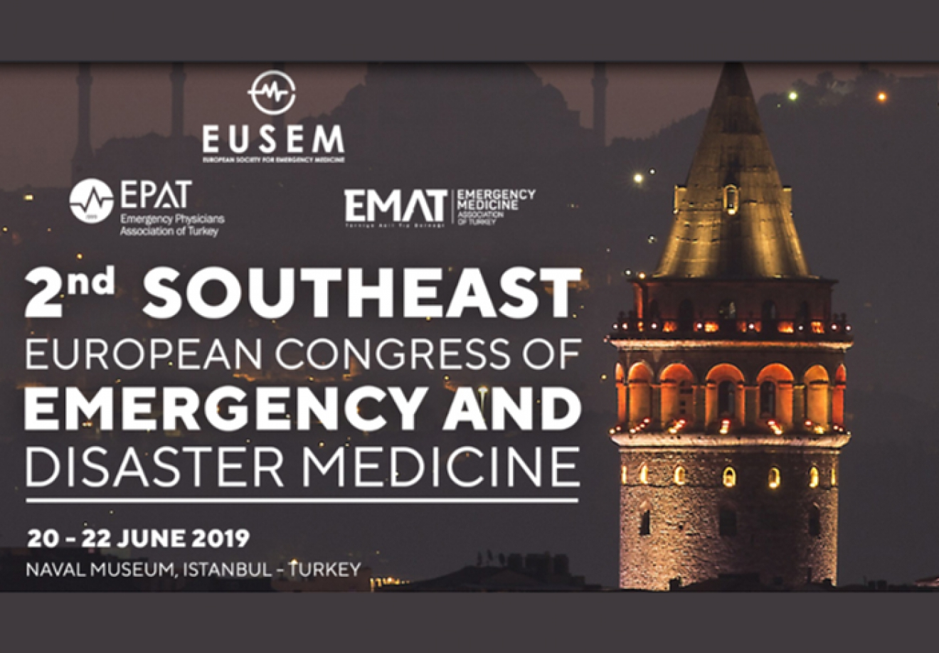 Southeast European Congress of Emergency and Disaster Medicine