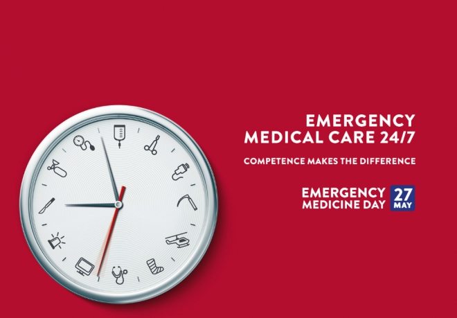 Website launched for Emergency Medicine Day - 27 May